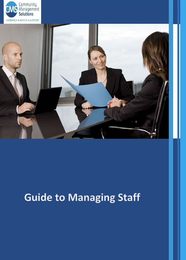 Guide to Managing Staff