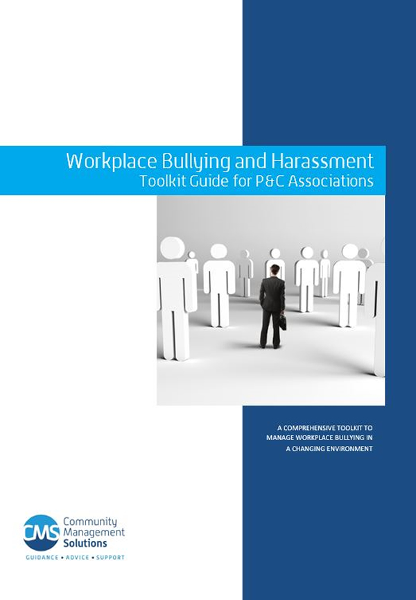 PandC Associations Workplace Bullying & Harassment Toolkit