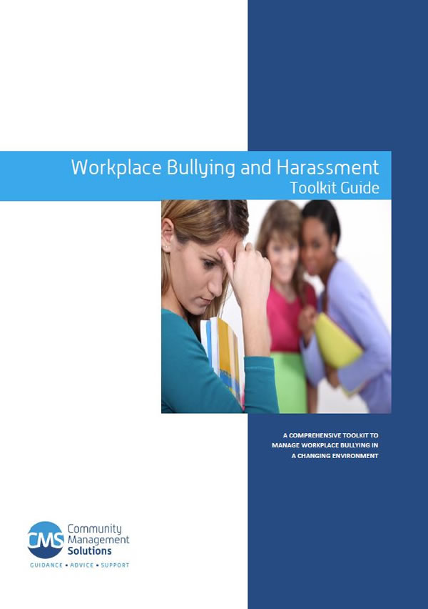 Workplace Bullying and Harassment Toolkit