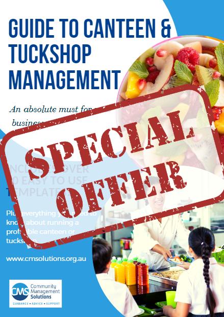 special offer tuckshop guide